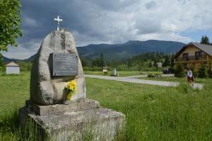 Pamätník na padlého  v 2 svetovej vojne
