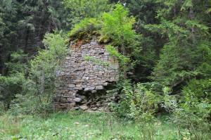 Bývalá pec na pálenie Vápna